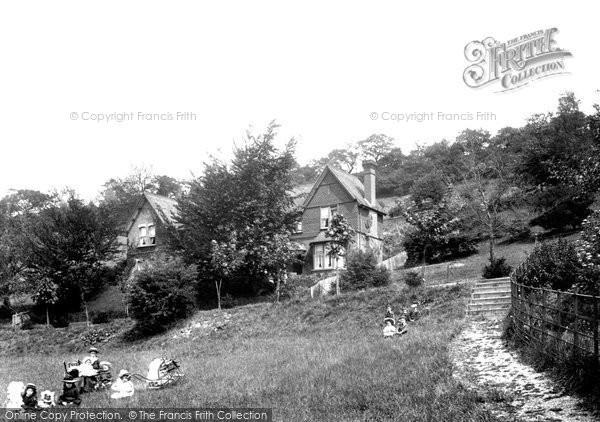 Caterham, Timber Hill 1903