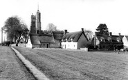 Cavendish, St Mary's Church c1960