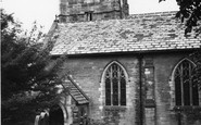 Cawthorne, All Saints Church c.1955
