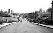 Cawthorne, Taylor Hill c.1955