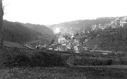 Chalford, The Vale 1890