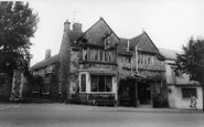 Chard, Choughs Hotel c.1965