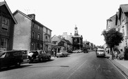 Chard, Fore Street c.1960