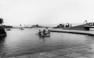 Chasewater, Childrens Boating Lake c.1965