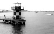 Photo of Chasewater, Lighthouse c1965
