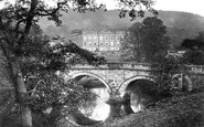 Example photo of Chatsworth House