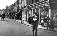 Chelmsford, Shops in the High Street 1919