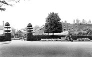 Cheshunt, Grundy Park c1955