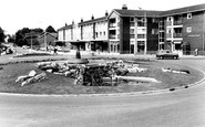 Cheshunt, the Roundabout c1965