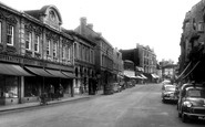 Chippenham, High Street c1960