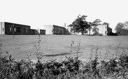 Chippenham, the Grammar School c1960