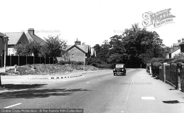 Chipping Ongar, Marden Ash c.1955