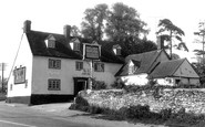 Chiselhampton, the Coach and Horses c1955