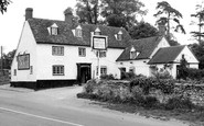 Chiselhampton, the Coach and Horses c1960