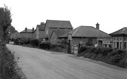 Cippenham, Cippenham Lane, Post Office 1950