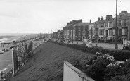 Cleethorpes, the Seafront c1955