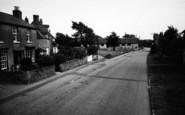 Cleeve Prior, Main Street c.1960