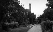 Cleeve Prior, Nightingale Lane c.1955