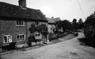 Cleeve Prior, Nightingale Lane c.1960
