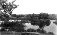 Cleeve Prior, On The Avon Near Cleeve Mill 1899
