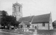 Cleeve Prior, St Andrew's Church 1901