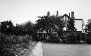 Cleeve Prior, The Gertrude Myers Convalescent Home c.1955