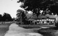 Cleeve Prior, The Green c.1955