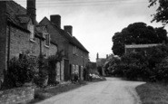 Cleeve Prior, The Village c.1955