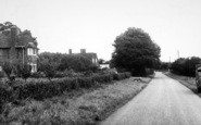 Cleeve Prior, The Village c.1960