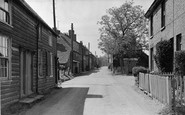 Cliffe, Reed Street c1955