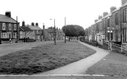 Cockfield, West End c.1955