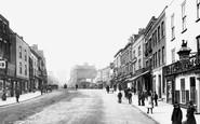 Colchester, High Street 1891