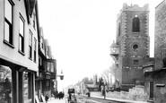Colchester, North Hill 1891