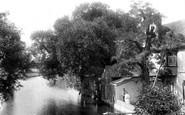 Colchester, River Colne 1904