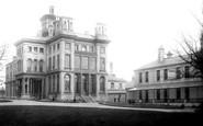 Colchester, The Asylum 1891