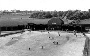 Colchester, The Swimming Pool c.1960