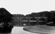 Coldstream, The Border Bridge c.1950