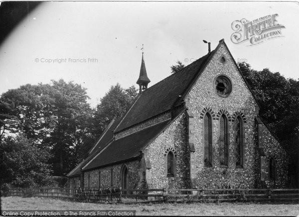 Coltishall Great Hautbois Church Francis Frith