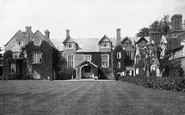 Compton, Loseley House 1895