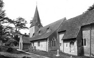 Compton, St Nicholas Church 1898