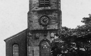 Congleton, St Peter's Church 1898