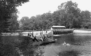 Cookham, Odney Pool 1925