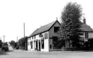 Coolham, Post Office and Stores c1950