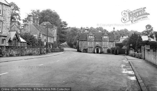 Corbridge, Main Street c.1955