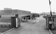 Corby, Golden Wonder Crisp Factory c1965
