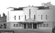 Corby, Odeon Cinema c1950