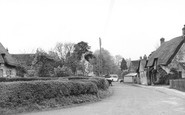 Cottesmore, the Village c1955
