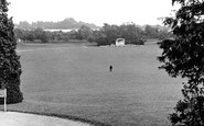 Coulsdon, the Recreation Ground c1955