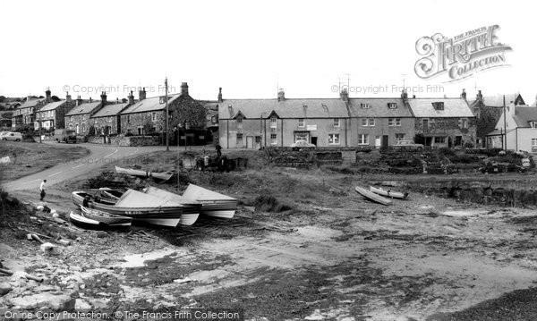 Craster, The Village c.1960