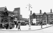 Crewe, the Square 1951